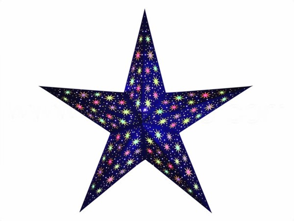 Bild von starlightz starlet midnight blue earth friendly Leuchtstern